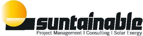 Suntainable AG – Projektmanagement   Consulting   Solar Energy